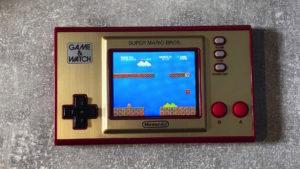 Nintendo Game and Watch Mario - 5