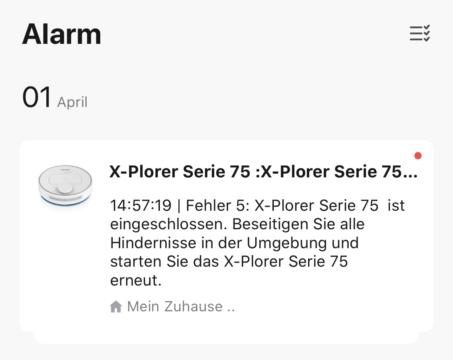 Rowenta Xplorer S75 - 6