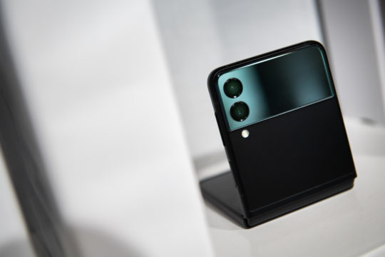 Galaxy Z Flip3 5G - 1