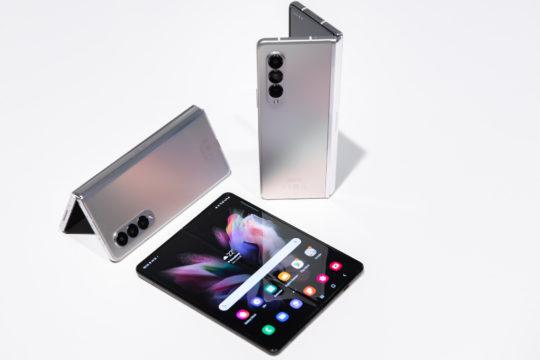 Galaxy Z Fold3 - 4