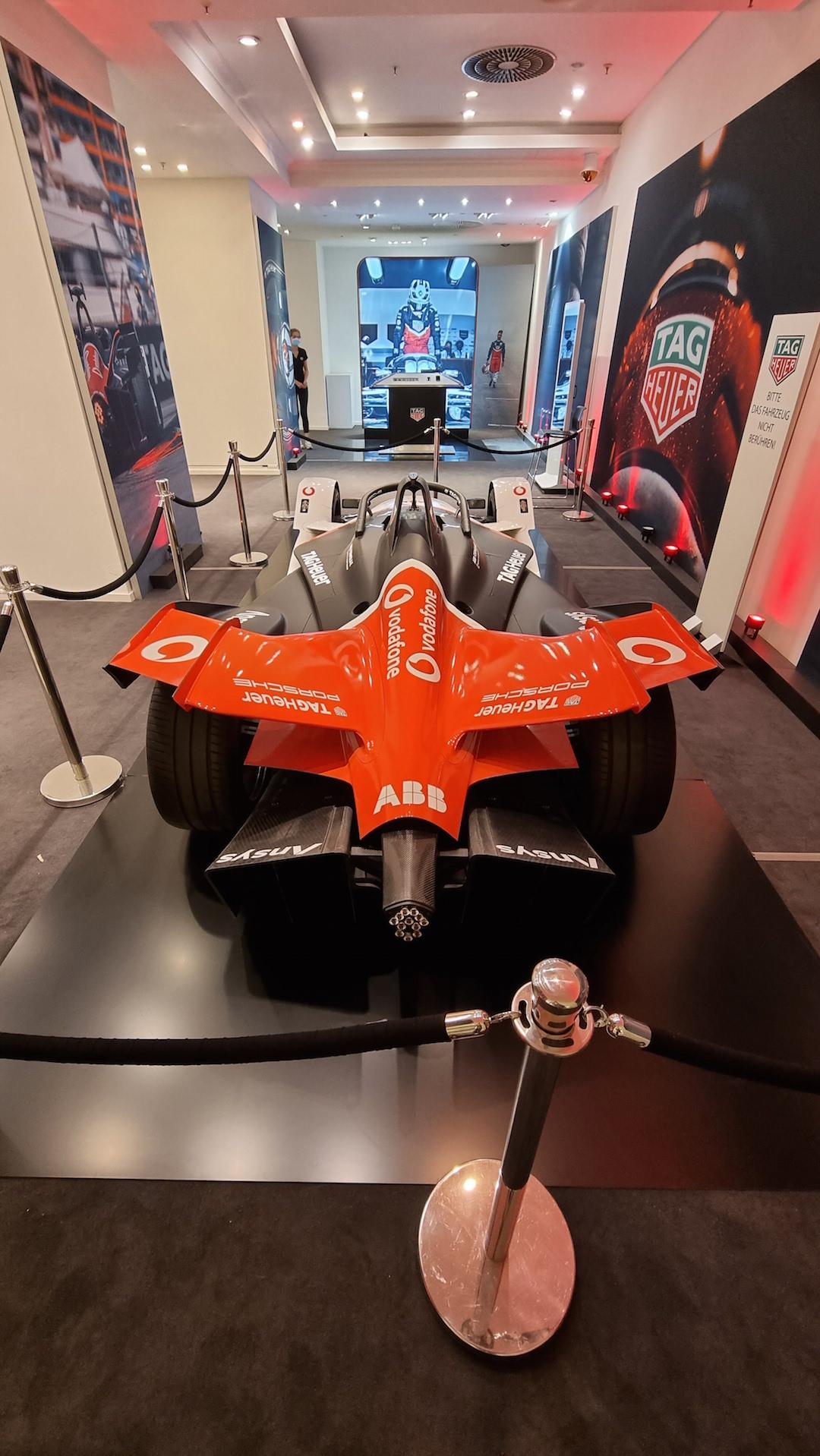 TAG Heuer Formel E 2021 - 2