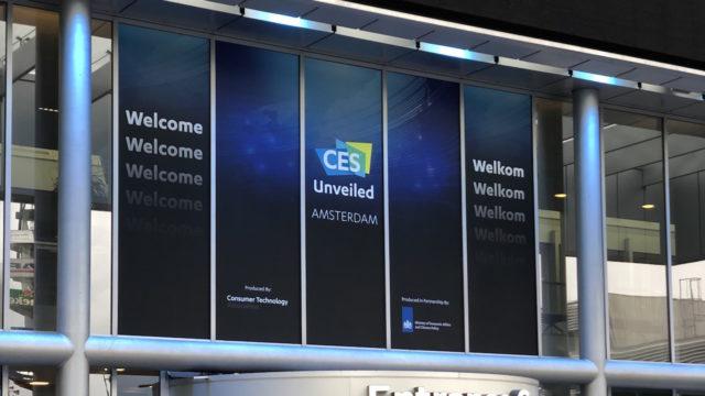 CES Unveiled Amsterdam 2021 - 1
