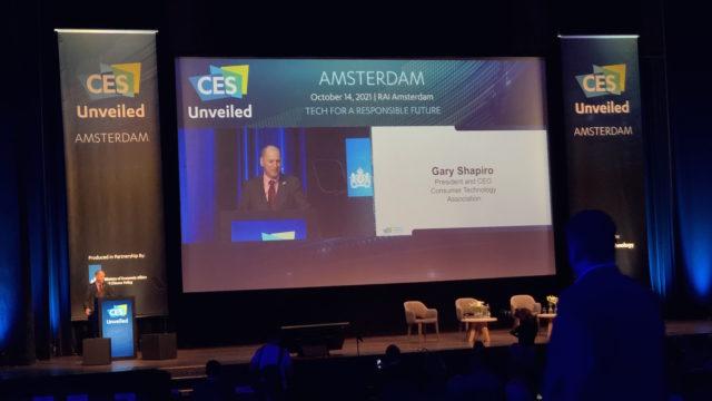 CES Unveiled Amsterdam 2021 - 4